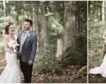 Adrienne + Kody | backyard wedding