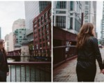 Kevin + Christine | Chicago Engagement