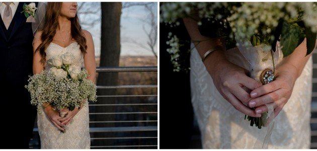 Brooke + David | Married at Bissel tree house