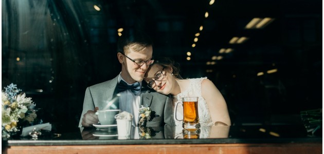 Brian + Becca | Married in Holland MI