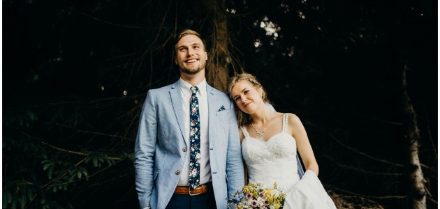 Tyler + Holly | Married at Riveredge b&b