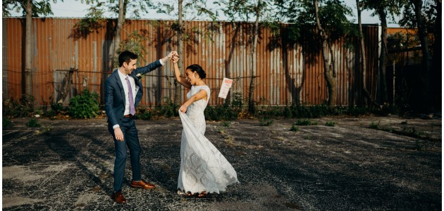 Dylan + Whitney | Married in Chicago