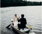 Steven + Ashley | A woodland wedding