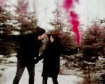 Our Smoke Bomb Gender Reveal!