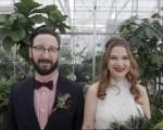 Justin + Amy's Wedding Film